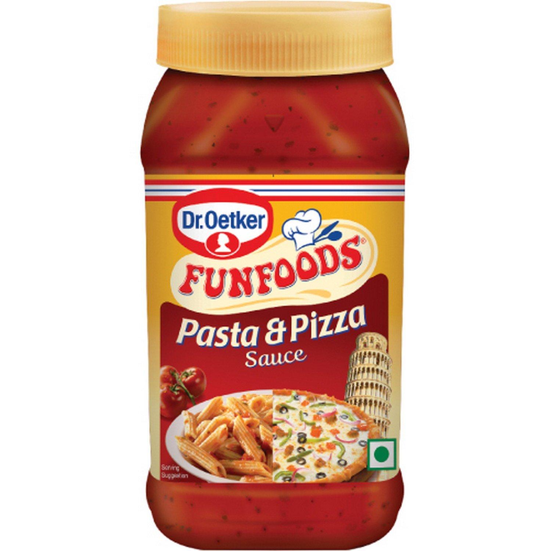 FUNFOODS ITALIAN PIZZA PASTA 800G