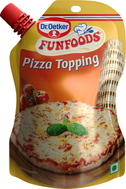 FUNFOODS ITALIAN PIZZA TOPPING 100g