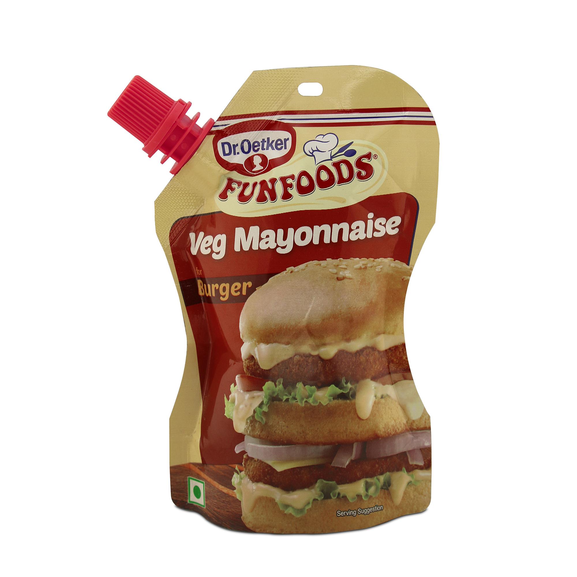 Mayo Burger 100gm
