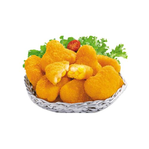 CHEESE CORN NUGGETS 420/-
