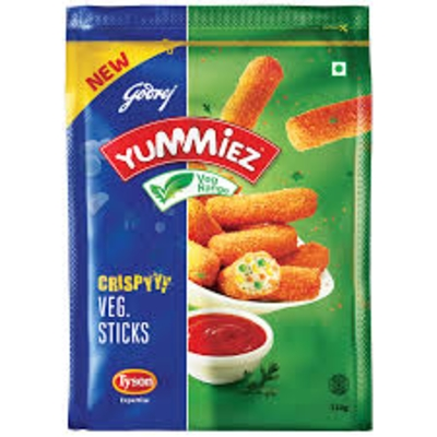 Crispy Veg. Sticks
