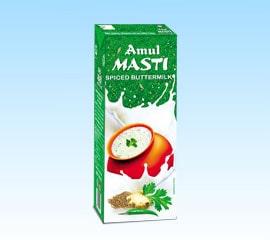 Amul Masti Buttermilk  200 Ml TP