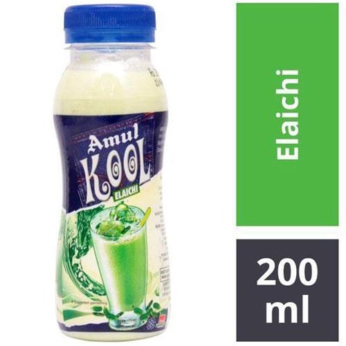 Amul Kool Elaichi 200ml Pet Btl