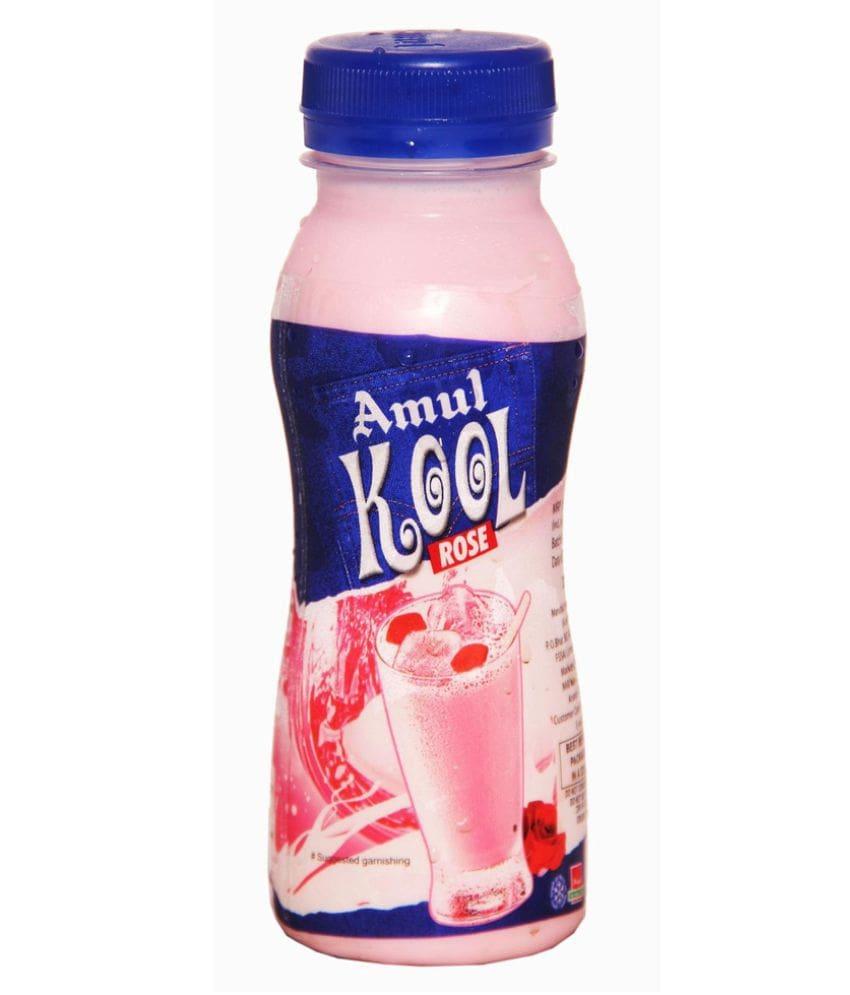 Amul Kool Rose 200ml Pet Btl
