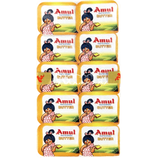 Amul Butter Chiplet 20 Gm