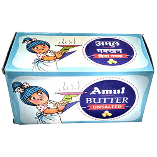 Amul Unsalted Cooking Butter