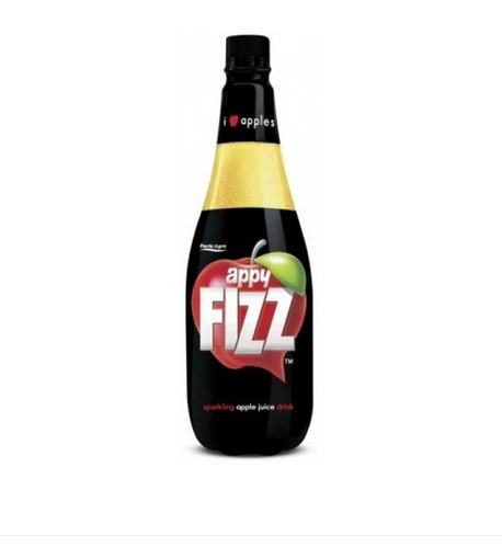 Appy Fizz Sparkling Apple Juice Drink