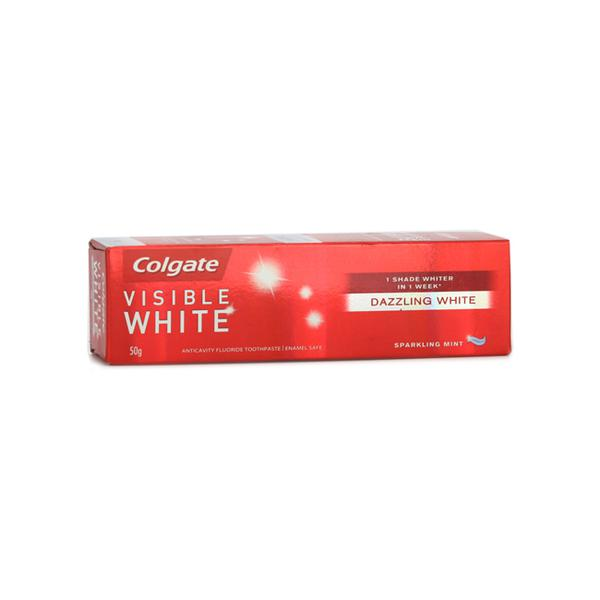 Colgate Visible White Sparkling Mint Toothpaste