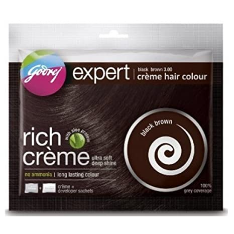 EXPERT BLACK BROWN 3.00 20 GM + 20 ML