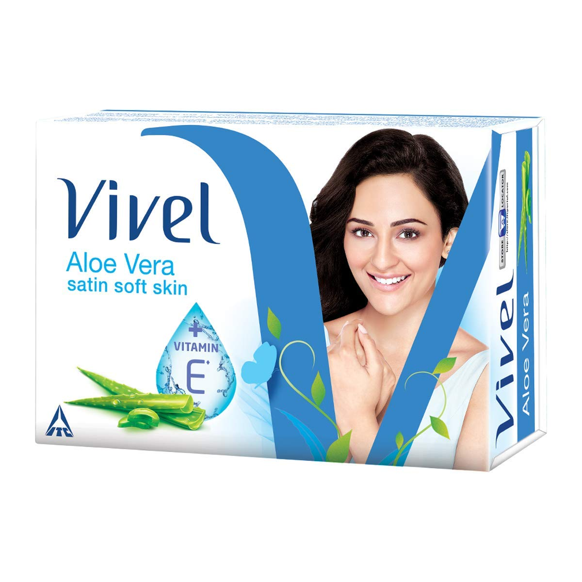 Vivel Aloe Vera, Body Soap