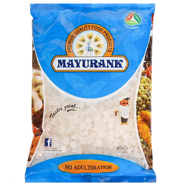 MAYURANK FOODS CUTTING MISHRI