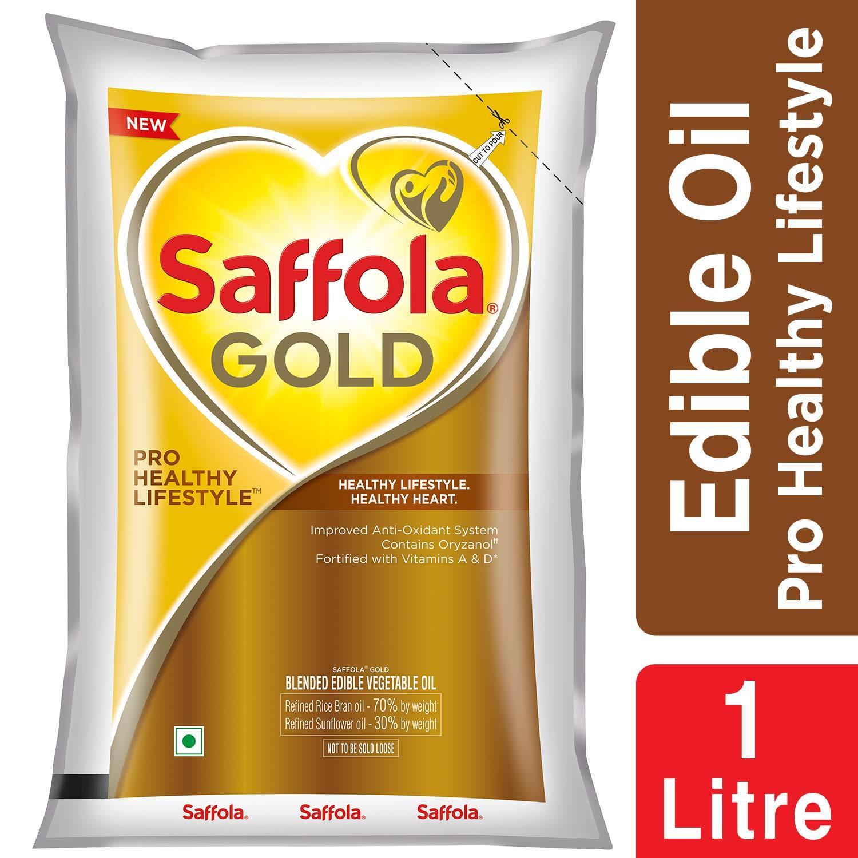 SAFFOLA GOLD (Pouch)