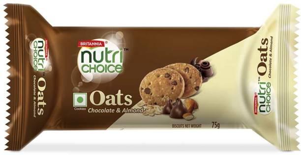 NUTRI CHOICE OATS CHOCOLATE & ALMOND
