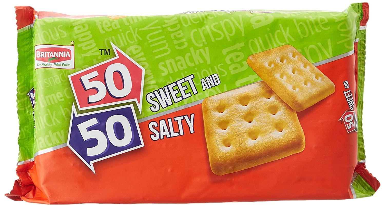 50-50 SWEET & SALTY