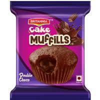 MUFFILLS DOUBLE CHOCO