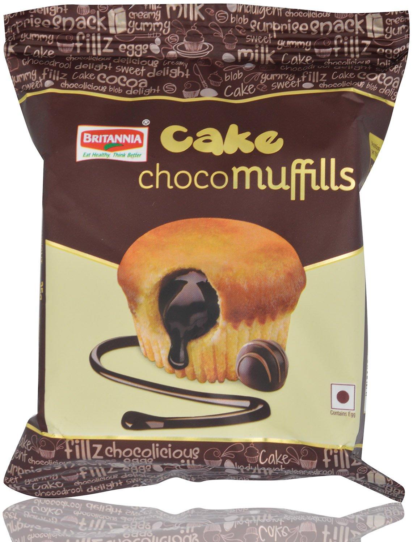 MUFFILLS CHOCO