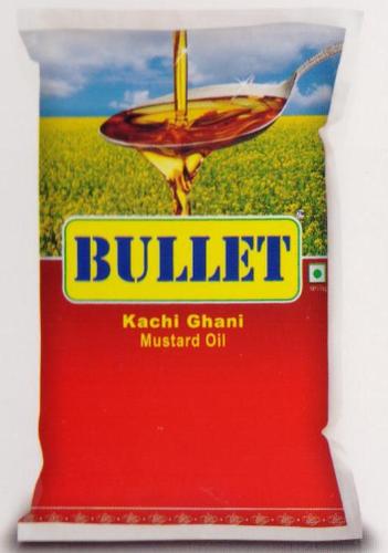 BULLET KACCHI GHANI MUSTARD OIL (Pouch)
