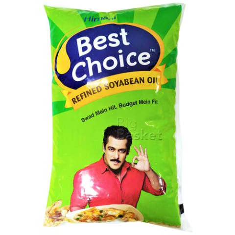 BEST CHOICE SOYABEAN (Pouch)