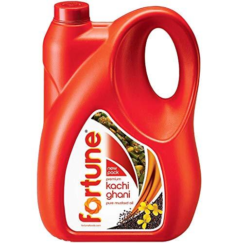 Fortune Kacchi Ghani pure mastard oil (Jar)