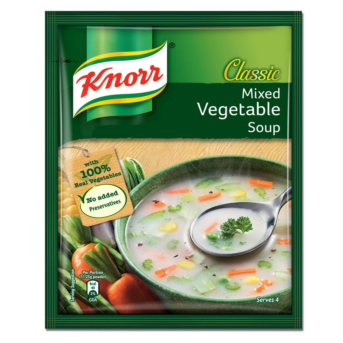 KNORR MIXED VEGETABLE