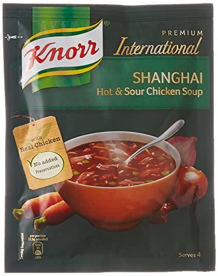 KNORR SHANGHAI HOT & SOUR CHICKEN