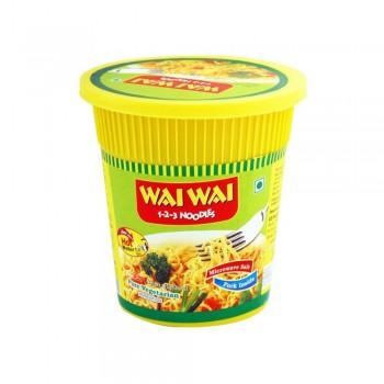 WAI WAI CHICKEN CUP