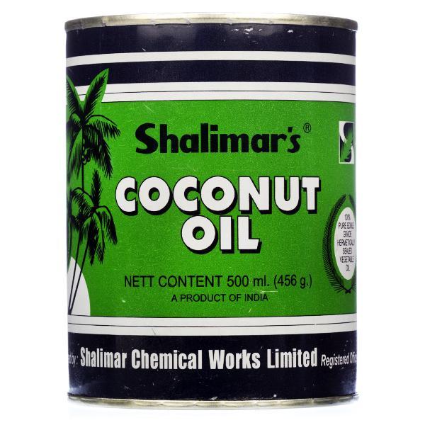 SHALIMAR COCONUT OIL