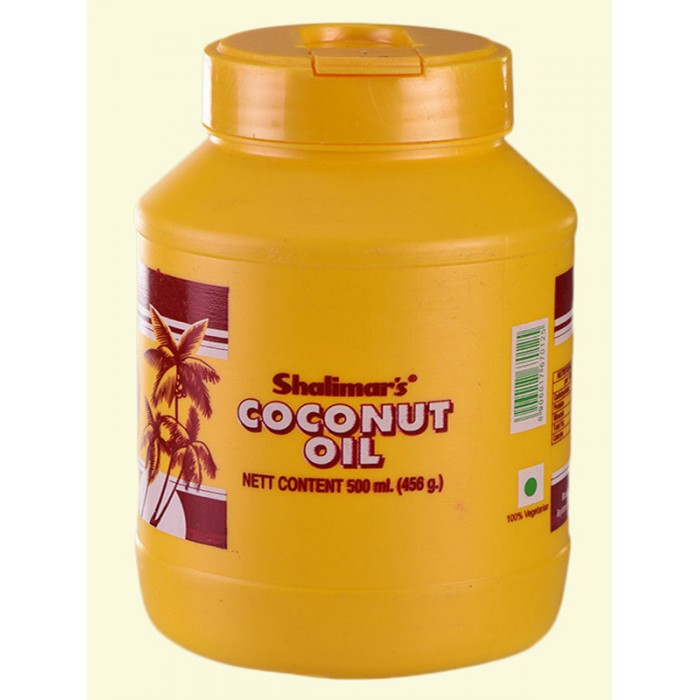 SHALIMAR COCONUT OIL