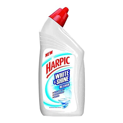 HARPIC BLEACH WHITE & SHINE