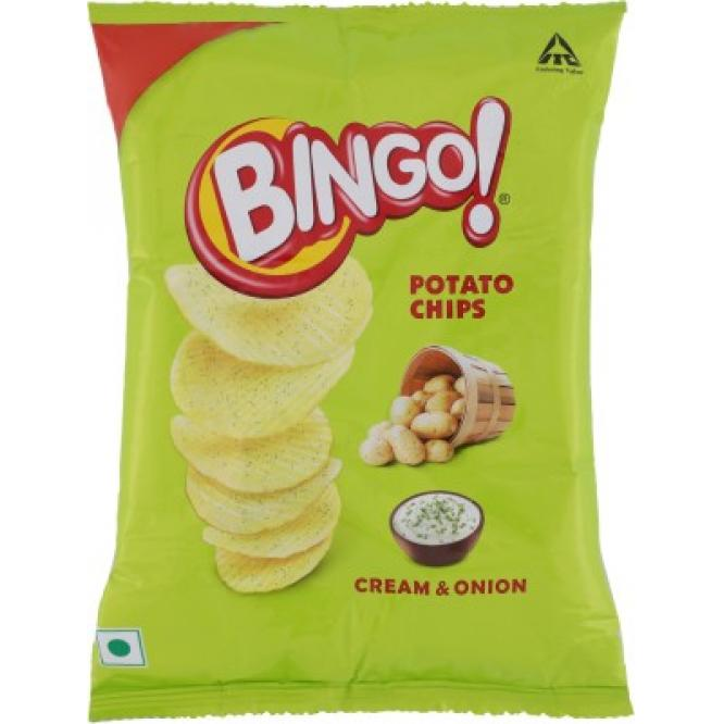 BINGO CREAM & ONION