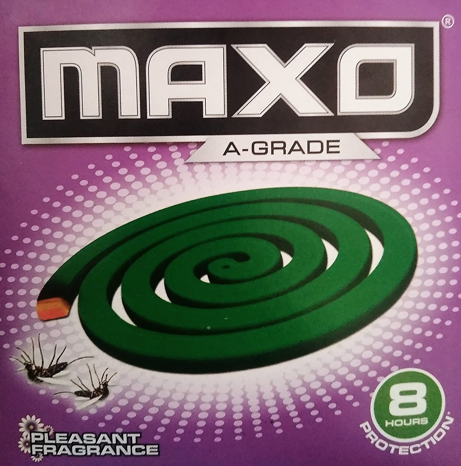 MAXO 8 HOUR PROTECTION COIL 27/-