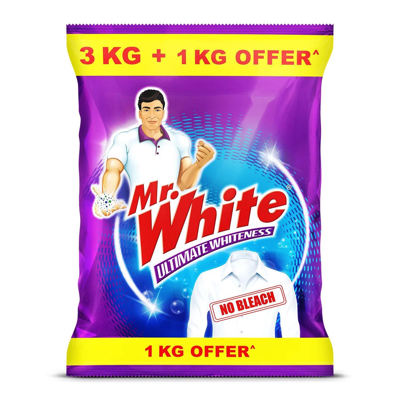 MR. WHITE ULTIMATE WHITENESS