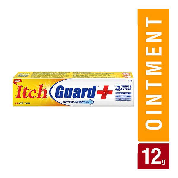 ITCH GUARD COOLING MENTHOL