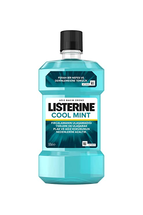 LISTERINE  COOL MINT MOUTH WASH