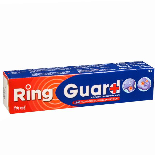 RING GUARD ANTI FUNGAL MEDICATED CREAM