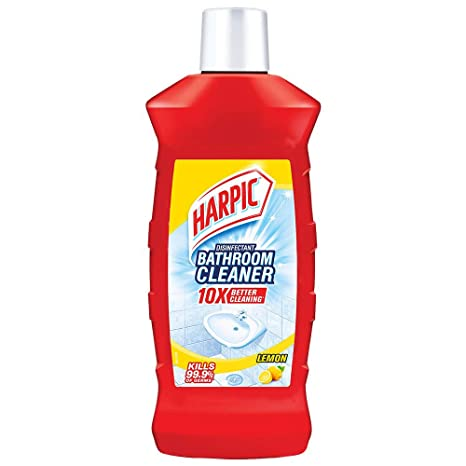 HARPIC BATHROOM CLEANER LEMON