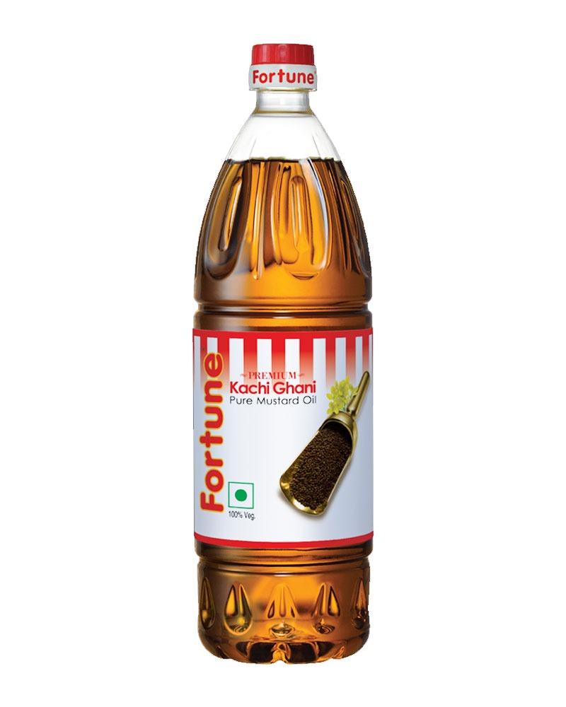Mustard oil  (Fortune)