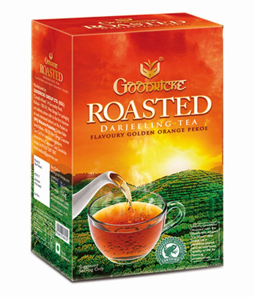 GOODRICKE ROASTED DARJEELING TEA