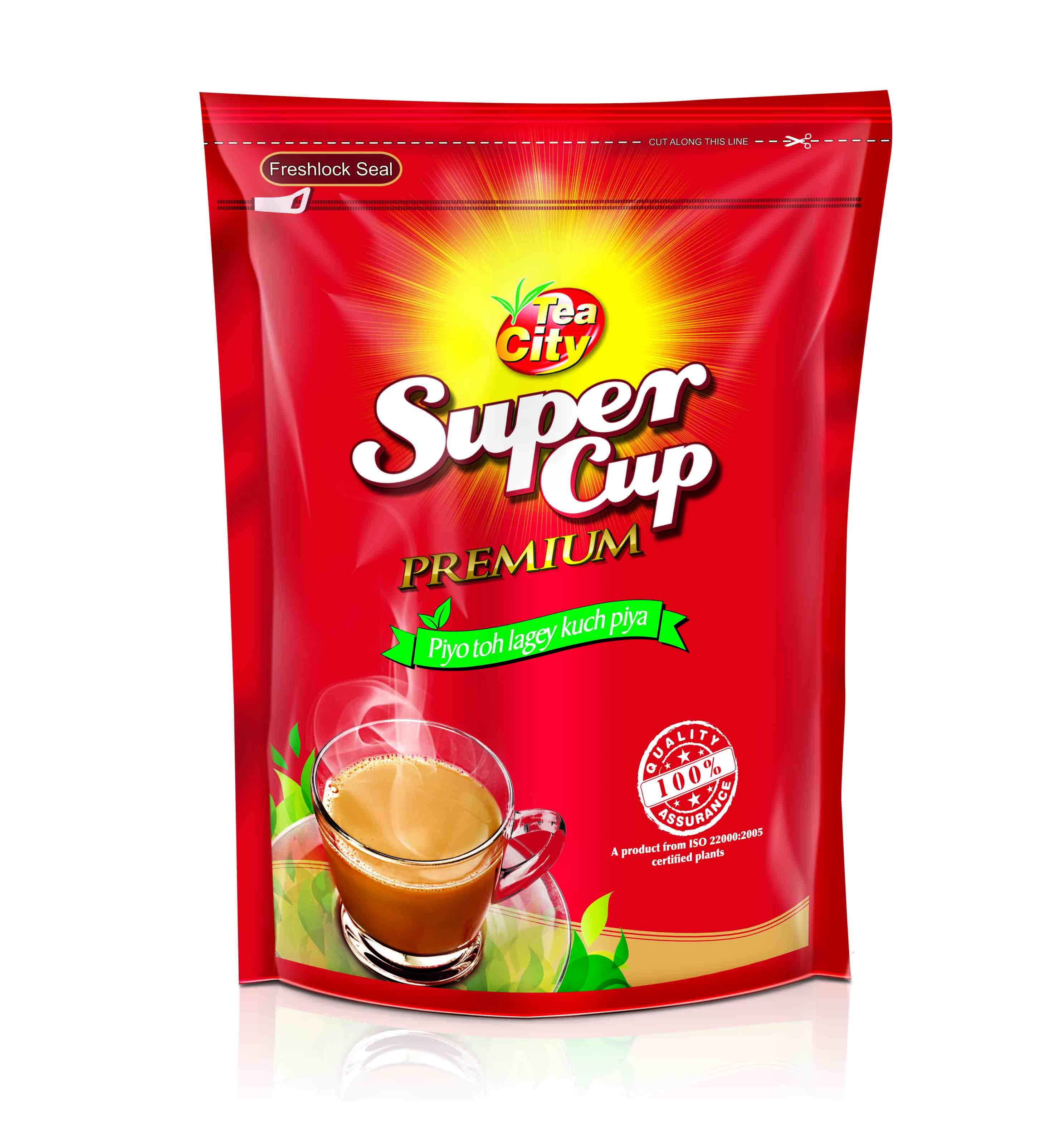 TEA CITY SUPER CUP TEA