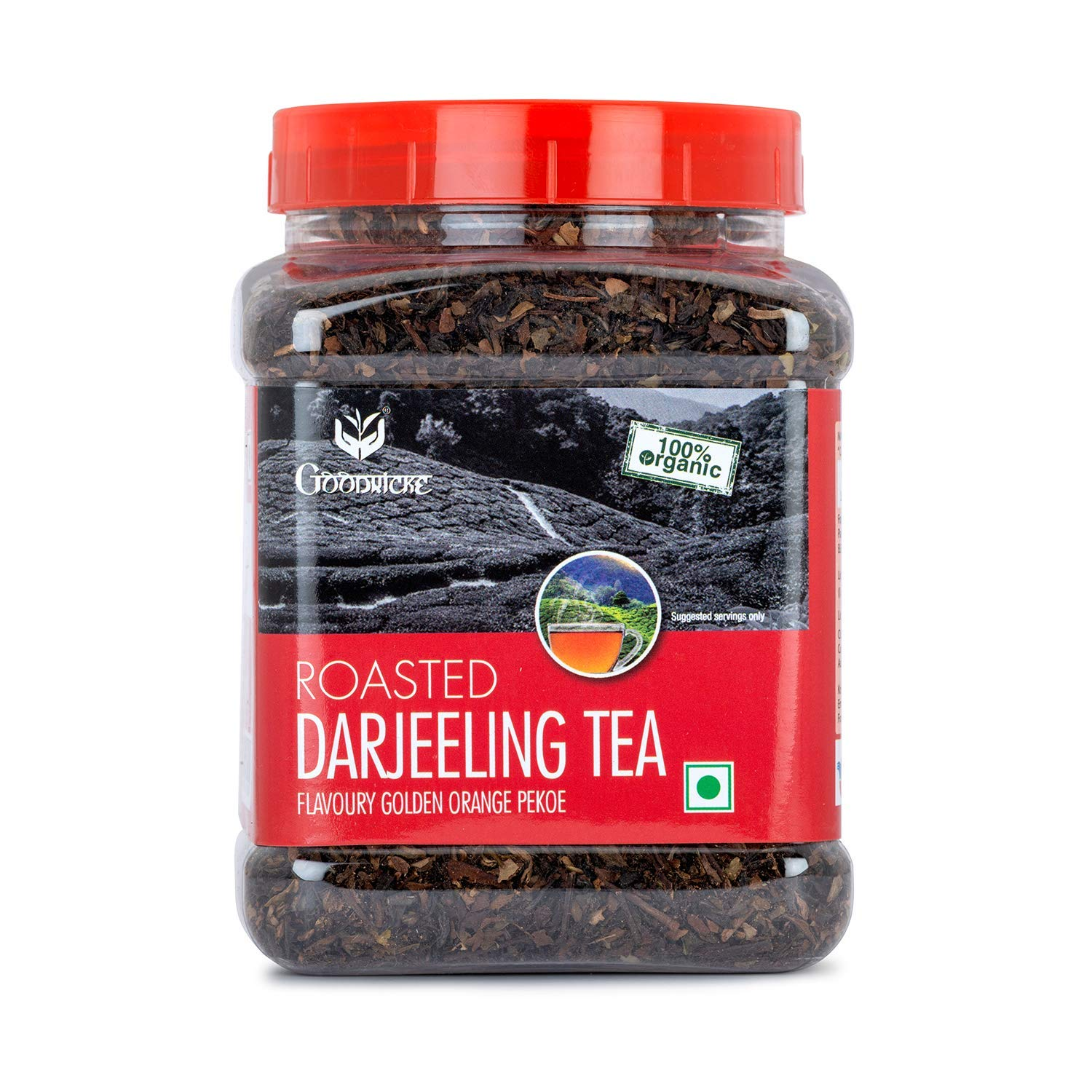Goodricke Roasted Darjeeling Tea Organic