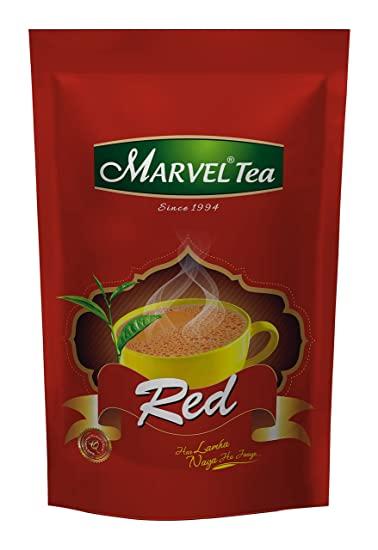 MARVEL RED TEA PP