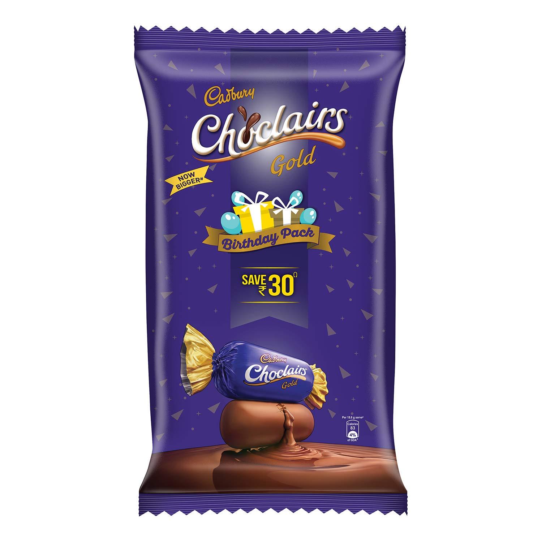 Cadbury Choclairs Gold Coffee 115U