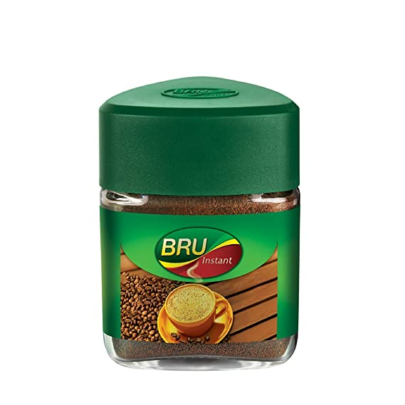 BRU INSTANT COFFEE  JAR