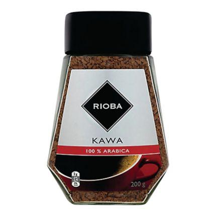 RIOBA PURE COFFEE JAR