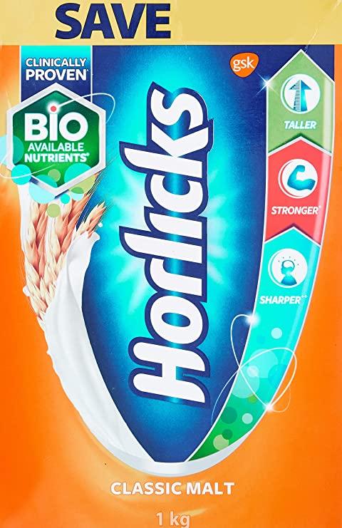 Horlicks - Classic Malt (Refill)
