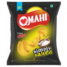 OMAHI SIMPLY SALTED 46g