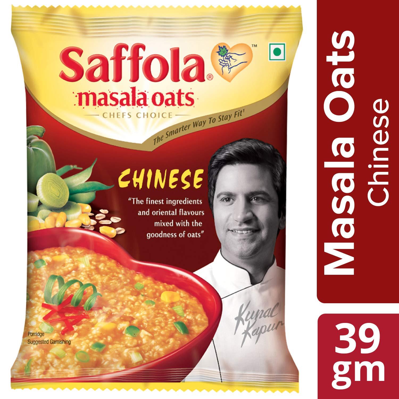 SAFFOLA MASALA OATS-TADKA CHINESE