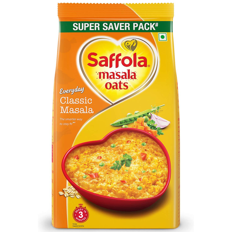 SAFFOLA MASALA OATS-CLASSIC MASALA 500g