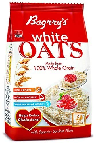 BAGRRY'S WHITE OATS POUCH