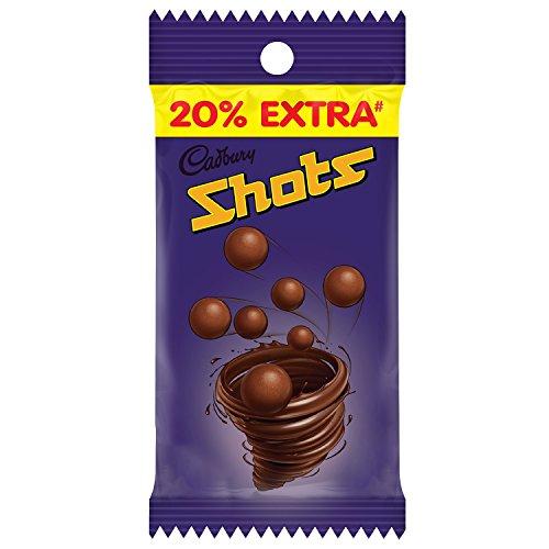 Cadbury Dairy Milk Chocolate Shots 58x